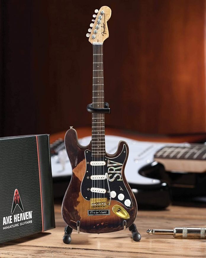 Miniature Collectible Guitars