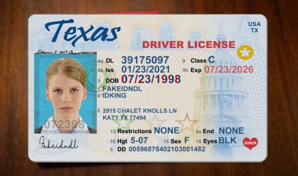 Buy Fake Driver License Online